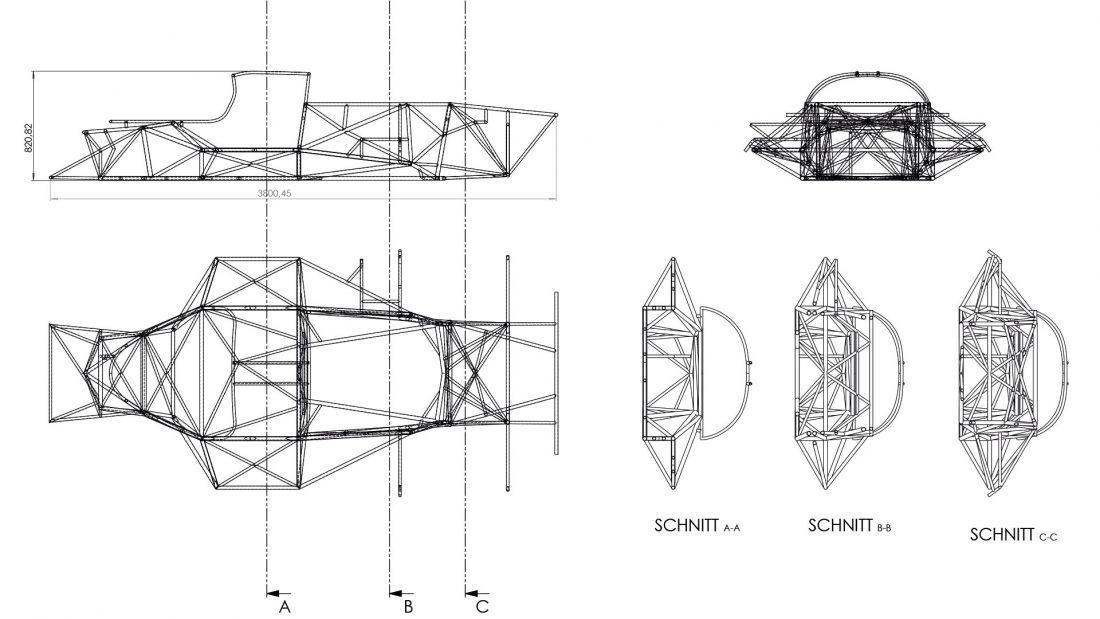 soform design | Porsche 917 short tail
